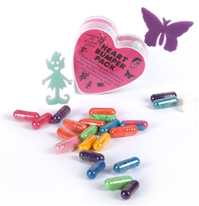 Heart Bumper Packs